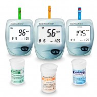 Glucometers and test strips