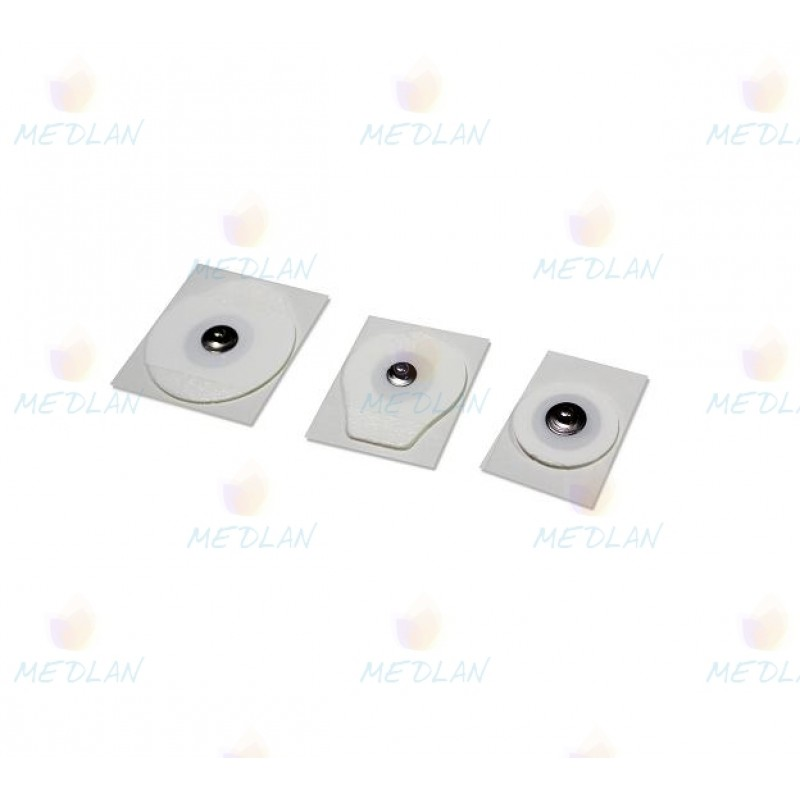 ECG electrode disposable 30 pcs.