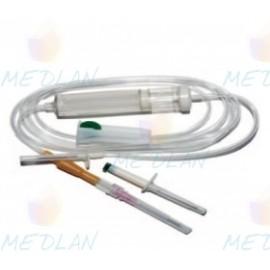 Системы MEDICARE для переливания инфузионных растворов (2-х и 4-х ходовые)