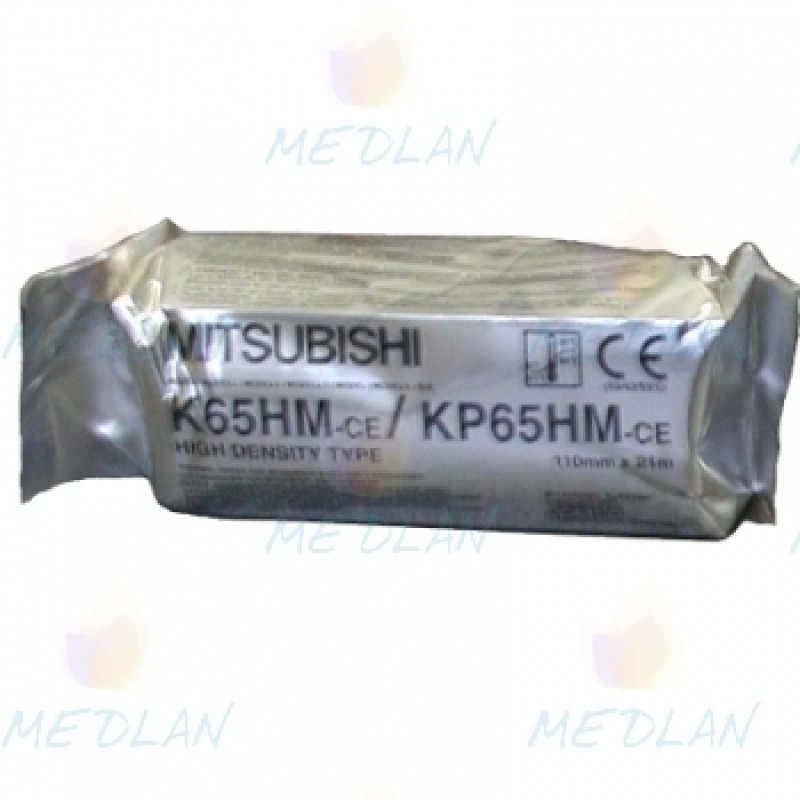 MEDLAN ® | Printer Paper for Ultrasound MITSUBISHI K65-HM, buy, price, cost, order, wholesale, cheap, production, cost, Kiev, Ukraine