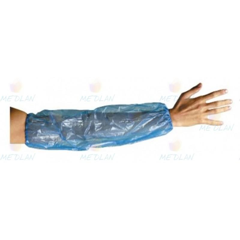 Earplugs blue plastic medical 100 pcs