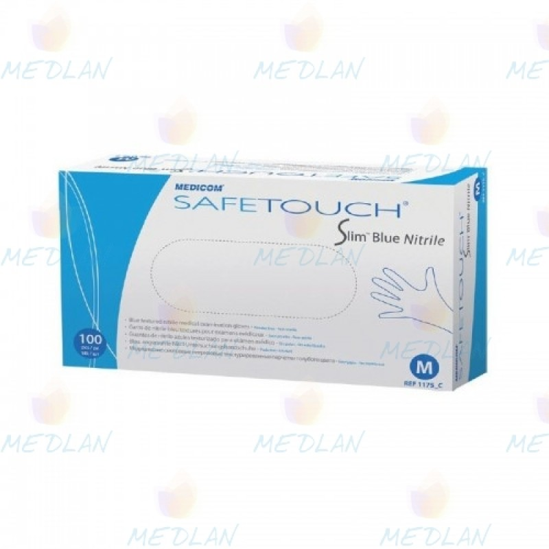 """Nitrile gloves without powder """"SafeTouch"""""""