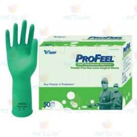 Polyisoprene surgical gloves sterile powder free ProFeel POLYISOPRENE