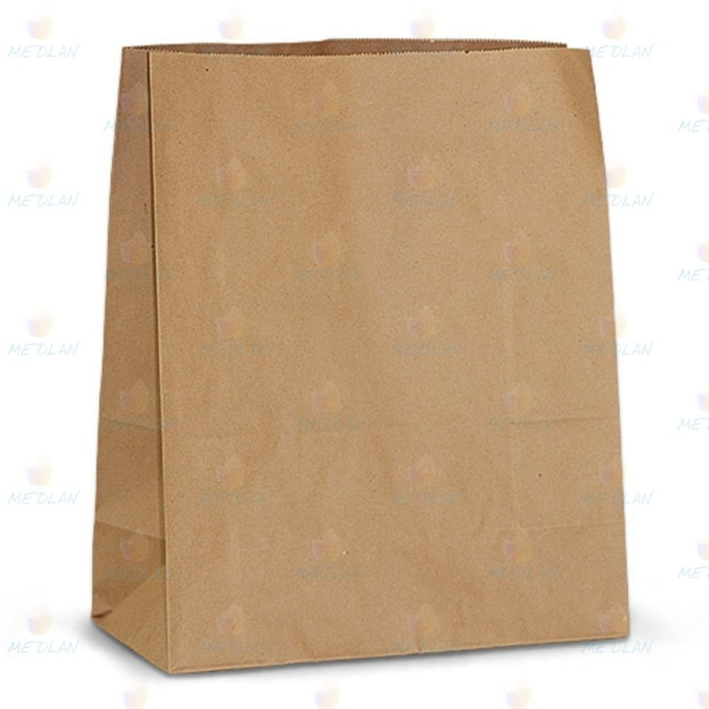 Packages of Kraft paper