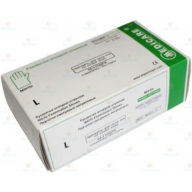 "Nitrile gloves without powder ""MEDICARE"""