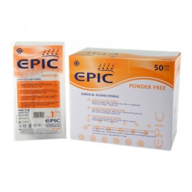 Surgical Gloves EPIC®MT, Latex, Powder-free, Sterile